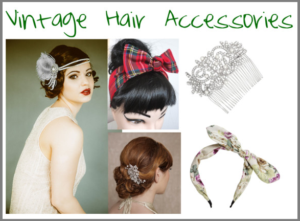 60s hairstyles plastic hair accessories summer hair accessories